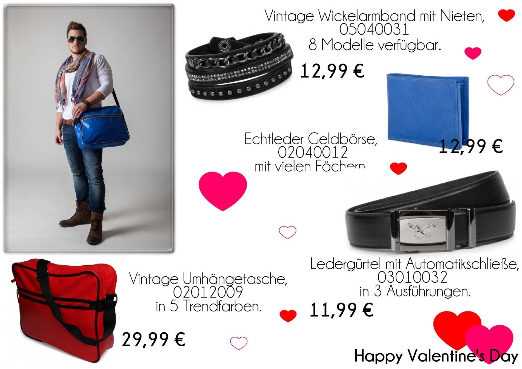 Valentingstag Herren Geschenke