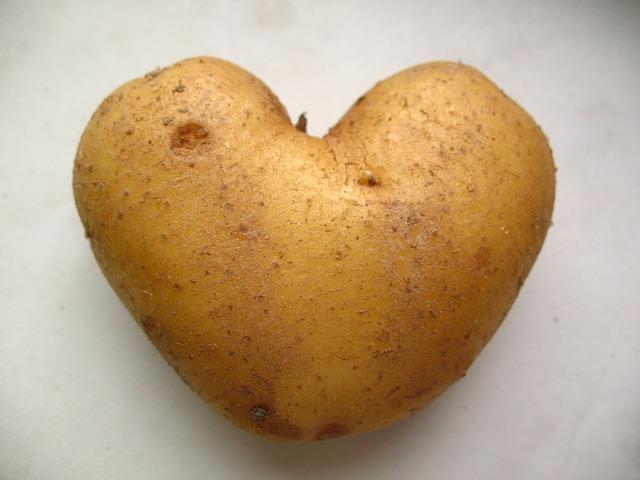 5+1 Tipps für schöne Sommerfüße Kartoffel