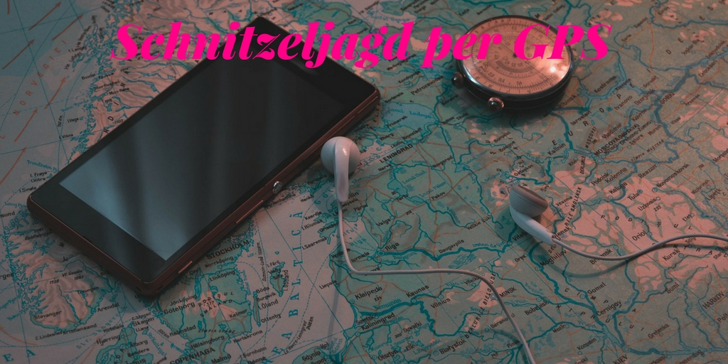 Urlaub zuhause - Tipps für Daheimgebliebene Schnitzeljagt per GPS