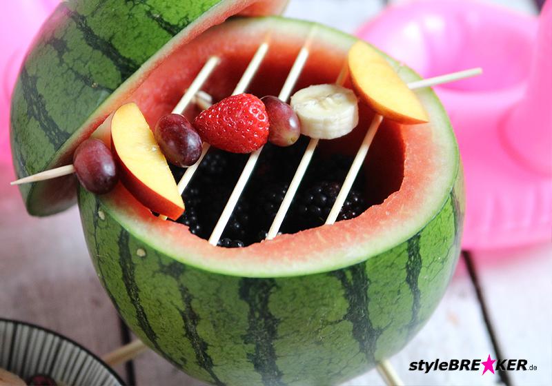 Rezept Schoko-Früchte-Fondue 1b