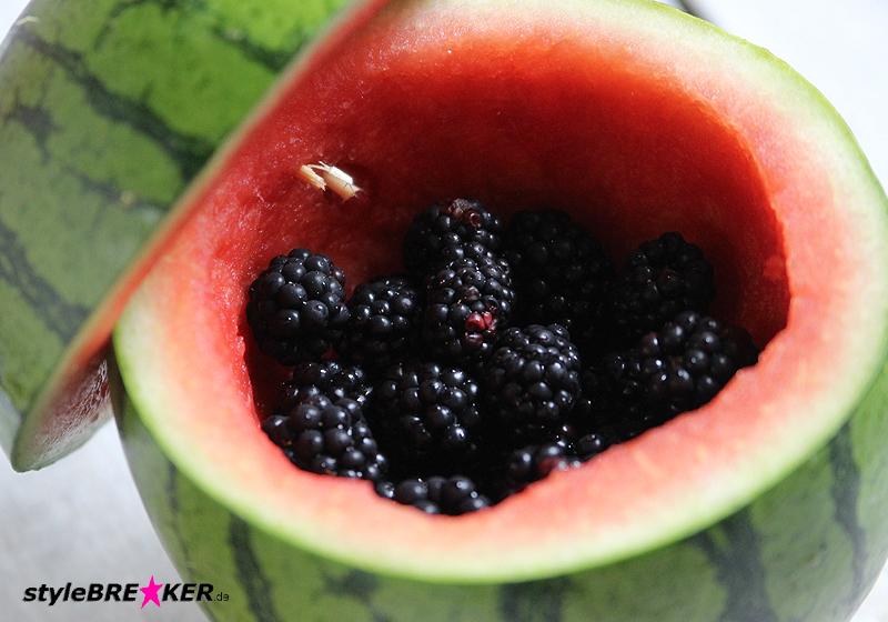 Rezept Schoko-Früchte-Fondue 1k