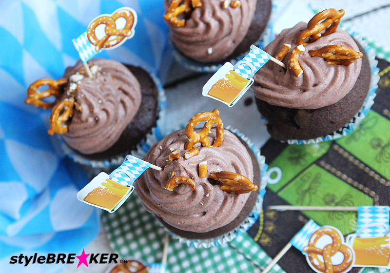 Wiesn Cupcakes 1d