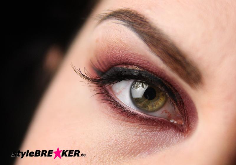 Makeup Beere Golden