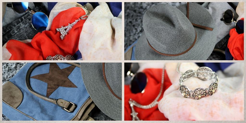 Frankreich Reise Outfit Koffer Inhalt