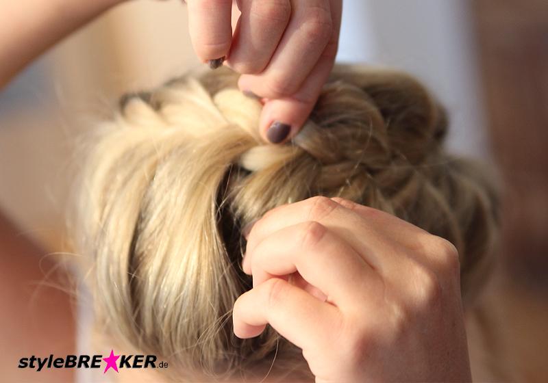Hairstyling Flechtfrisur Festival Beach 1f