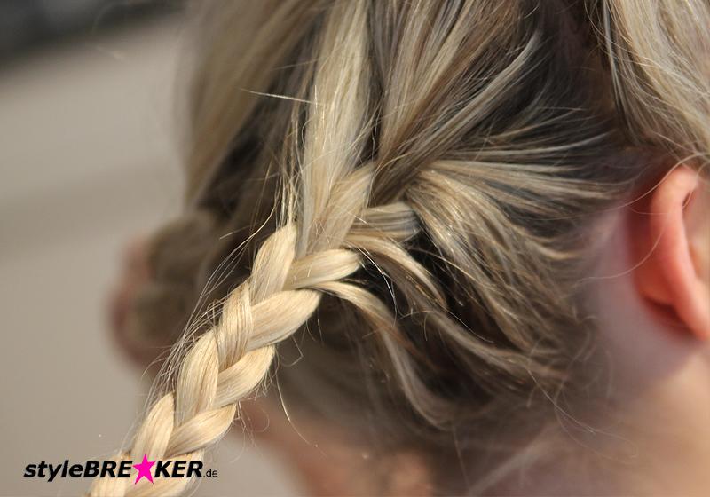 Hairstyling Flechtfrisur Festival Beach 1h