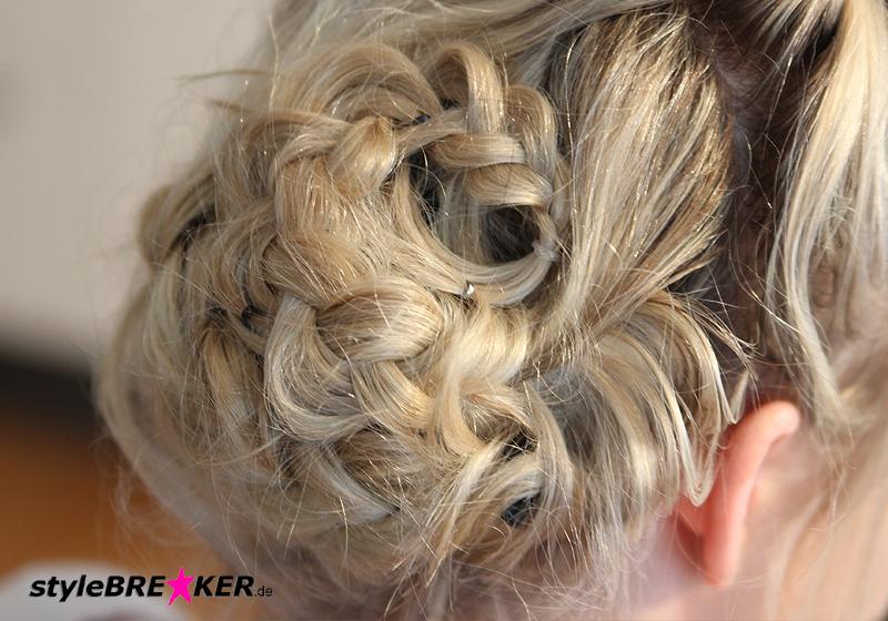 Hairstyling Flechtfrisur Festival Beach 1i