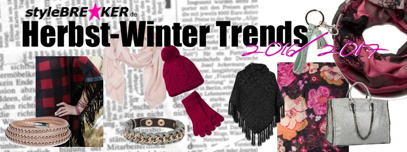 Herbst Winter Trends 2016/2017 Cover