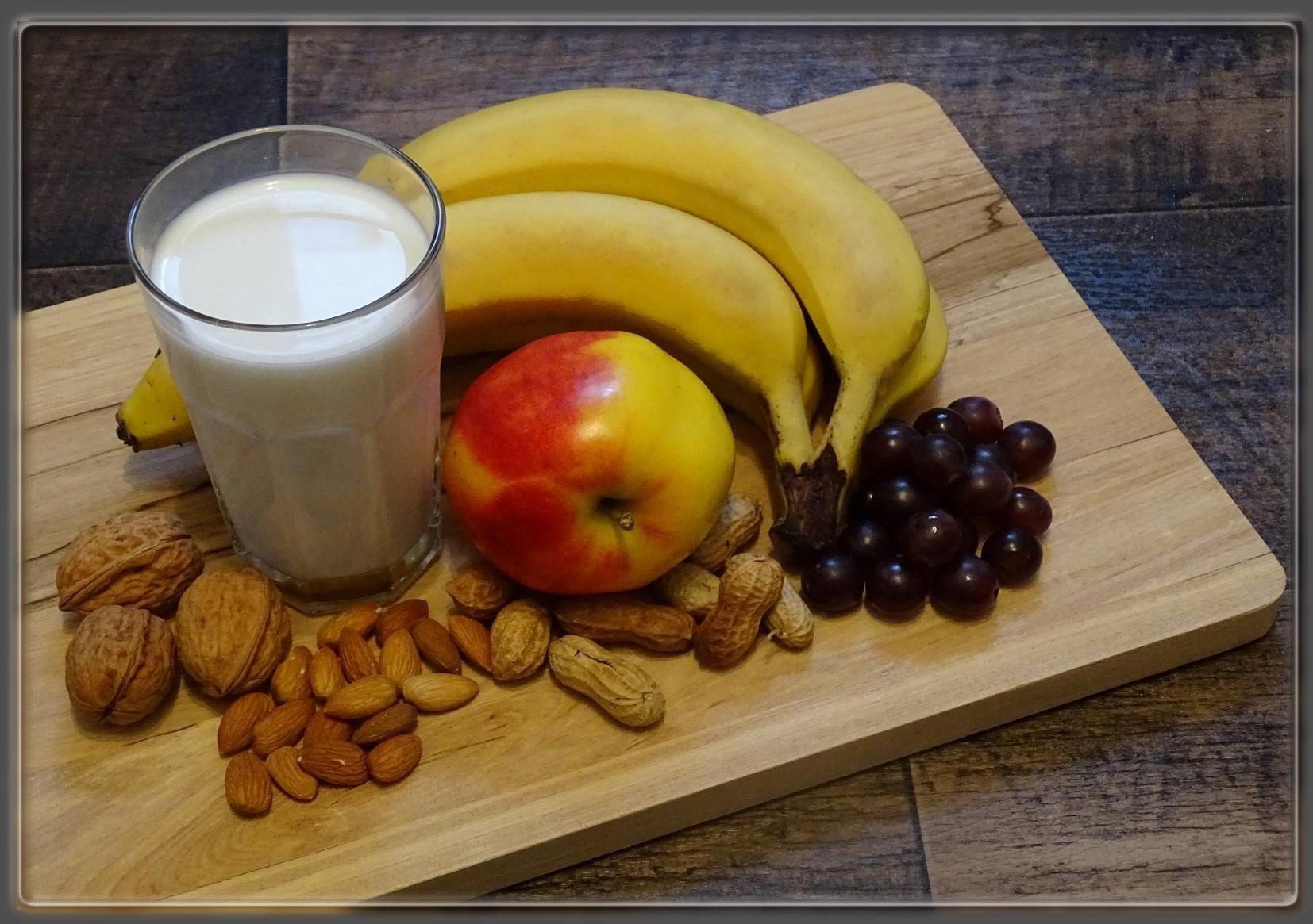 Tipp Anti Stress Mittel Smoothie Maske Obst und Gemüse